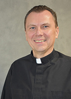 Father Janusz Horowski, Development Director for Society of the Divine Word